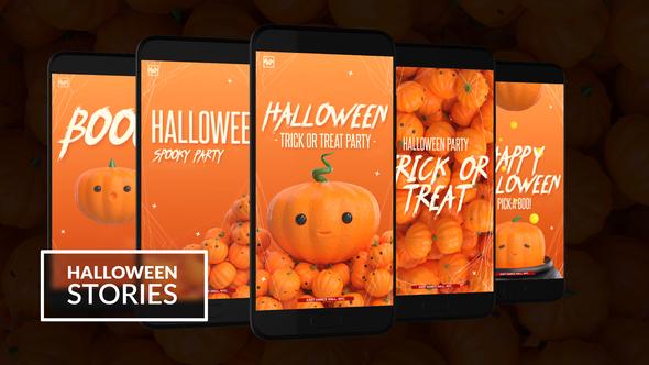Halloween Instagram Stories Download Free
