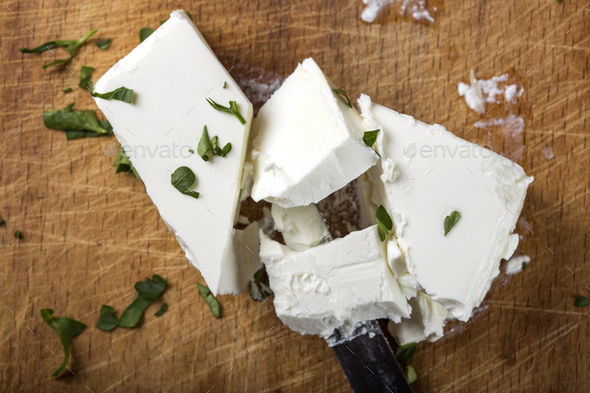 Feta cheese - Stock Photo - Images