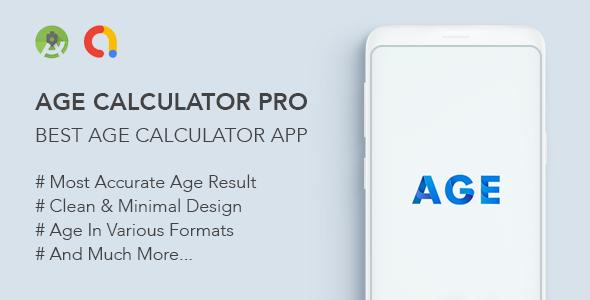 Age Calculator Pro - Best Age Calculator App