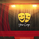 Theater Logo Reveal - VideoHive Item for Sale
