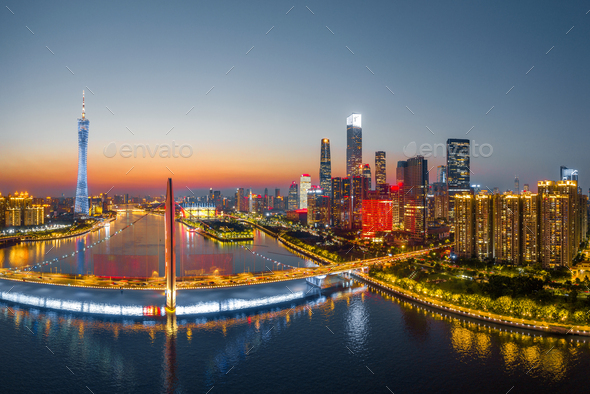 Canton Tower - Stock Photo - Images