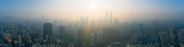 guangzhou city - Stock Photo - Images