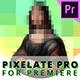 Pixelate Pro for Adobe Premiere