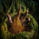 Hand Breaks Through Slimy Alien Cocoon - VideoHive Item for Sale