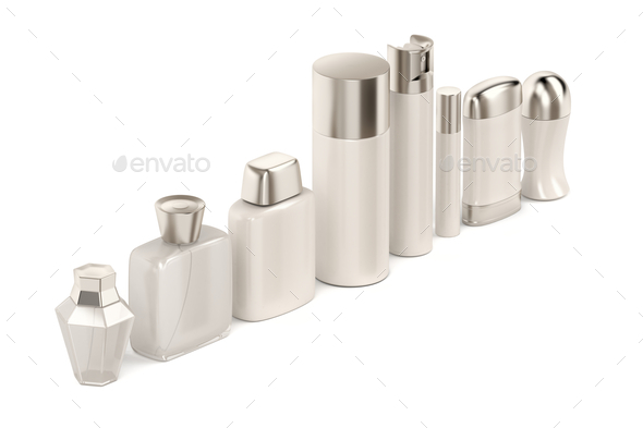 Cosmetic products - Stock Photo - Images
