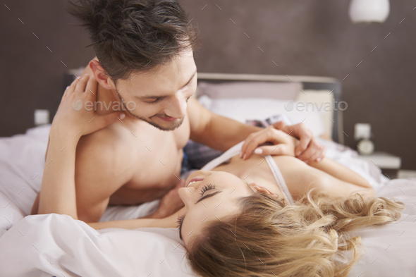 Passion between them is very strong - Stock Photo - Images