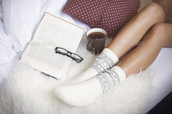 Everyone needs some relax time - Stock Photo - Images