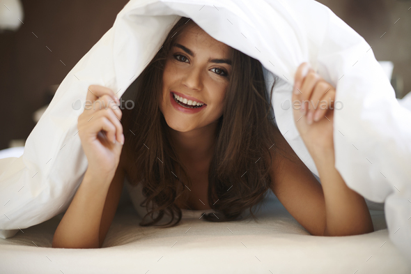 Do you wanna join to me? - Stock Photo - Images