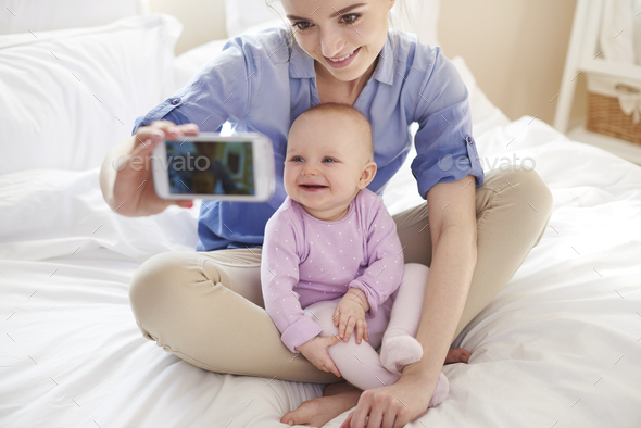 Children are growing so fast - Stock Photo - Images