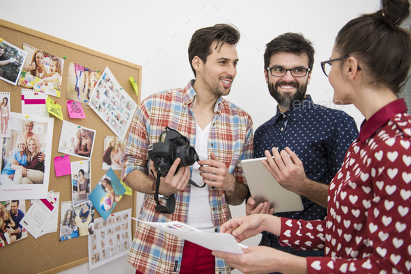 Photography is also our great passion - Stock Photo - Images
