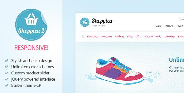 Shoppica – Premium OpenCart Theme