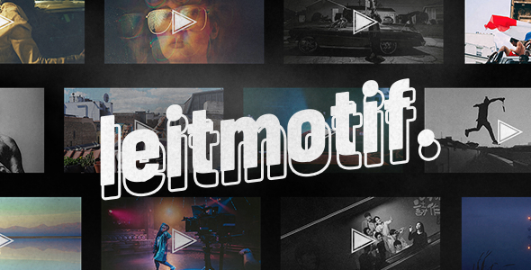 Leitmotif - Movie and Film Studio Theme