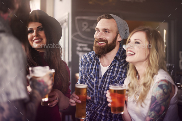 In this way we spending the weekend - Stock Photo - Images