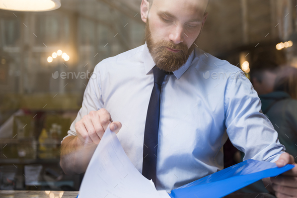 Perfectionism in business is big advantage - Stock Photo - Images