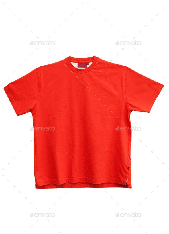 T-Shirt - Stock Photo - Images