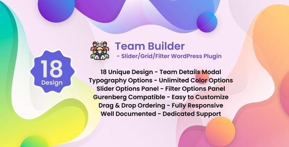 Download Team WordPress Plugin Free Nulled