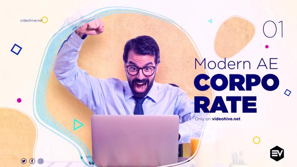 Modern Corporate Slideshow6 Download