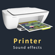 Printer Sounds