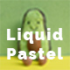Liquid Pastel - Google Slide Template