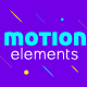 Motion Elements - VideoHive Item for Sale