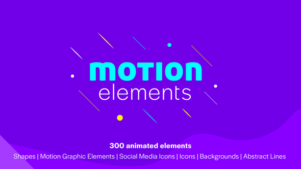 Motion Elements Download