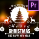 Christmas New Year Badges - Premiere Pro - VideoHive Item for Sale