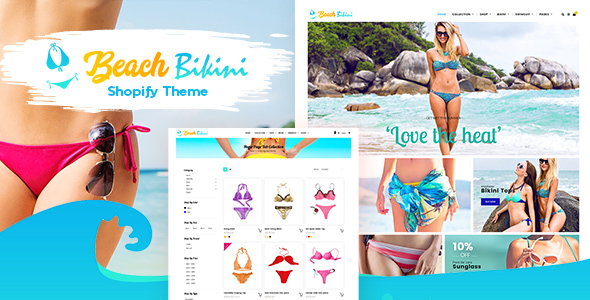 Bikini – Shopify Fashion Lingerie Store Theme