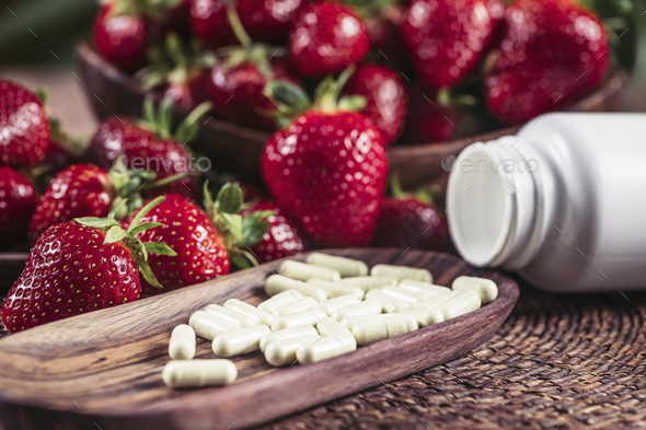 Fisetin Dietary Supplement - Stock Photo - Images