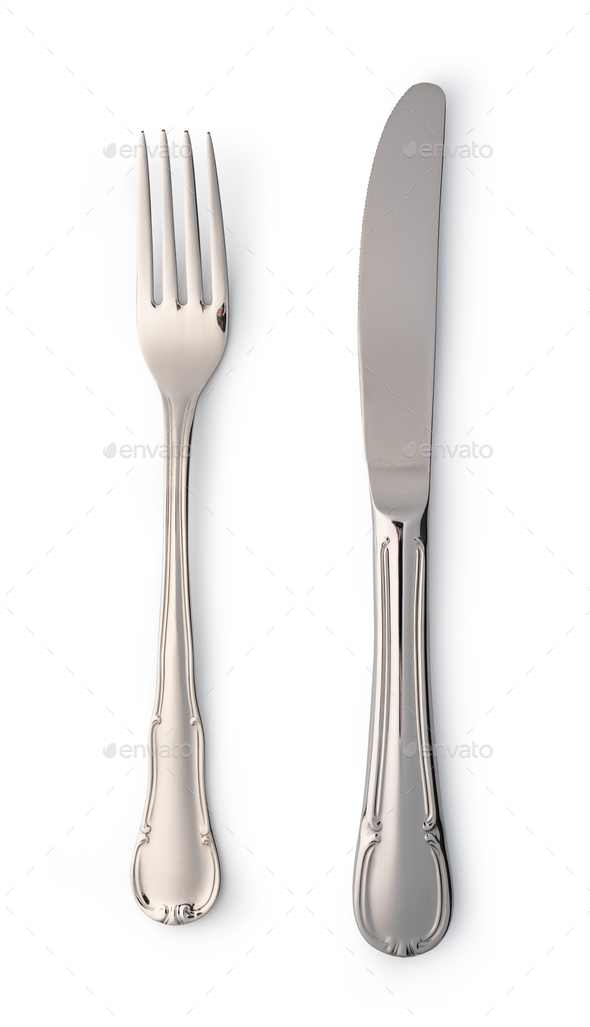 Fork and Knife - Stock Photo - Images