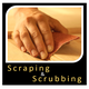 Scraping and Scrubbing Sounds