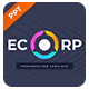 Ecorp - Business Powerpoint Presentation