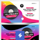 Electronic Music Party 17 - Facebook Event Cover Templates