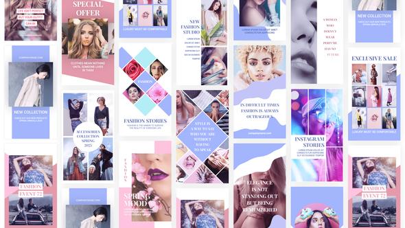 Fashion Instagram Stories Download