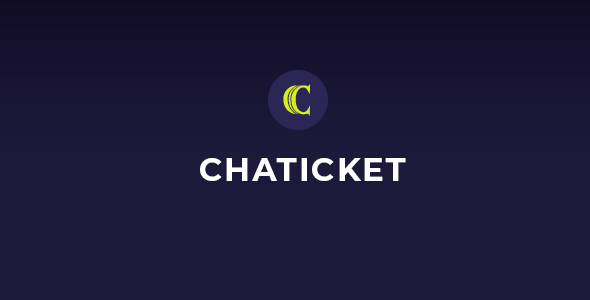 ChaTicket - Smart WordPress Support System Plugin