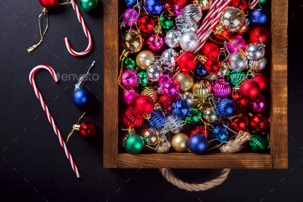 Christmas Toys - Stock Photo - Images