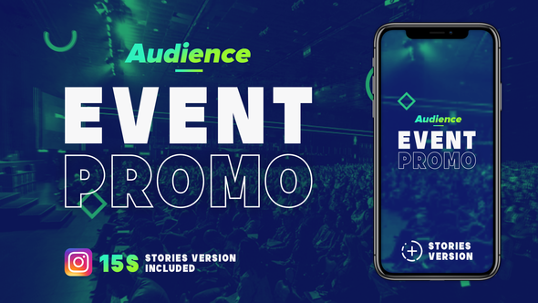 Audience - Fast Paced Event Promo Download