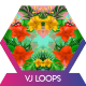 Tropical Summer Paradise Vj Loops Background - VideoHive Item for Sale