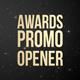 Awards Promo Opener - VideoHive Item for Sale