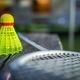 Badminton Racquet Sport - PhotoDune Item for Sale