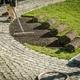 Garden Grass Turfs Installation - PhotoDune Item for Sale