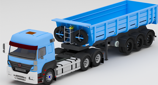 Truck and Tractor Trailer