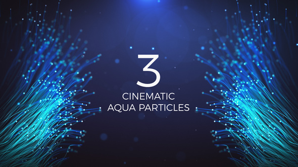 Cinematic Aqua Particles 3 Download