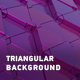 Triangular Background - VideoHive Item for Sale
