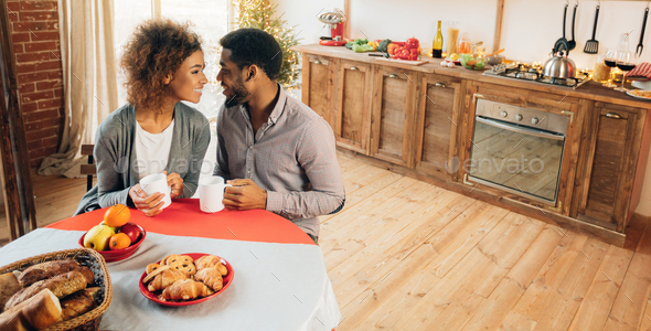 Happy time for couple concept - Stock Photo - Images