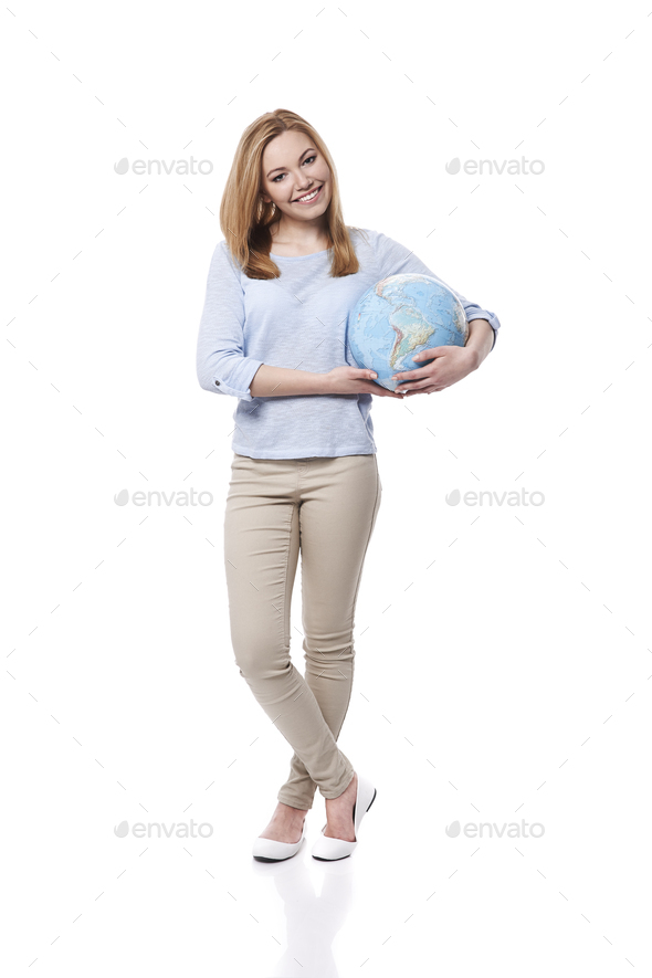 Care about planet is our duty - Stock Photo - Images