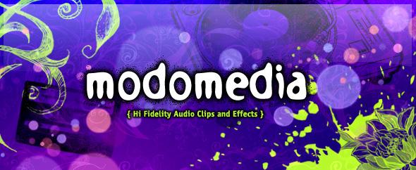 Modomedia homepage