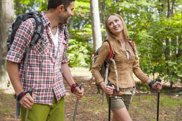 Activity in such environment is a pure pleasure - Stock Photo - Images