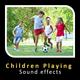 Children Playing Sound