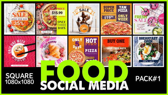 Social Media - FOOD Download