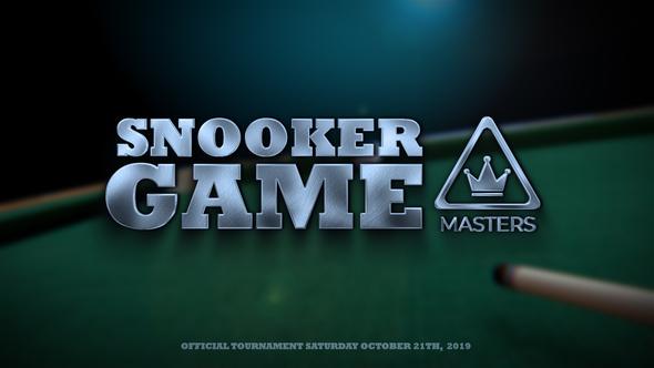 Snooker Opener Download